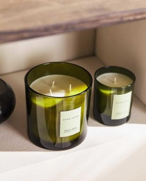 ZARA GREEN HERBS SCENTED CANDLE